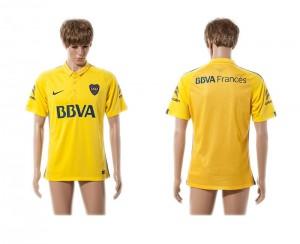 Camiseta Boca Tercera Equipacion 2015/2016