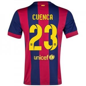 Camiseta del Cuenca Barcelona Primera Equipacion 2014/2015