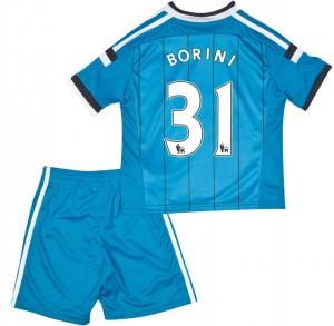 Camiseta de Borussia Dortmund 2013/2014 Segunda Kirch