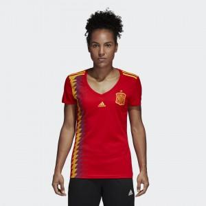 Camiseta nueva del SPAIN 2018 Mujer Home