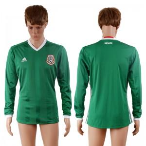 Camiseta Mexico 2016-2017