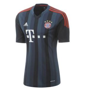 Mujer Camiseta del Bayern Munich Segunda Equipacion 2013/2014