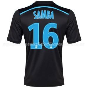 Camiseta del Samba Marseille Tercera 2014/2015