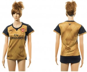 Camiseta nueva Arsenal Away