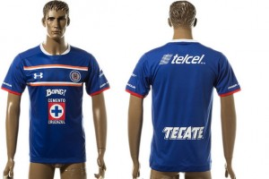 Camiseta Cruz Azul 2015/2016