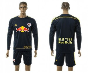 Camiseta de Red Bulls 2015/2016 Manga Larga