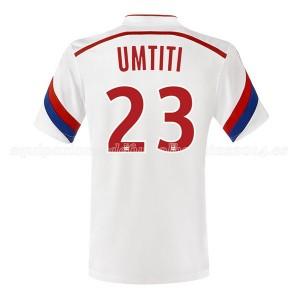 Camiseta de Lyon 2014/2015 Primera Umtiti