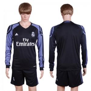 Camiseta nueva Real Madrid LS Equipacion Tercera 16/17