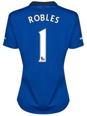 Camiseta nueva del Tottenham Hotspur 14/15 Naughton Segunda