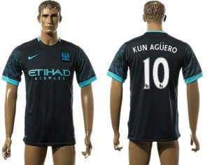 Camiseta Manchester City 10# Away aaa version