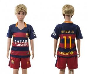 Camiseta Barcelona 11 Home 2015/2016 Ni?os