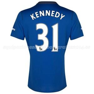 Camiseta nueva del Everton 2014-2015 Kennedy 1a