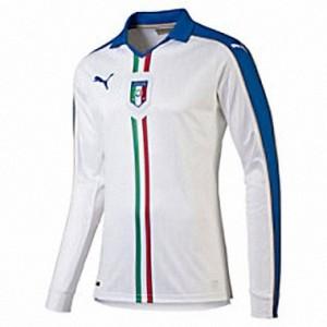 Camiseta nueva del Italia 2016 Equipacion Segunda