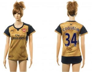 Camiseta del 34# Arsenal Away