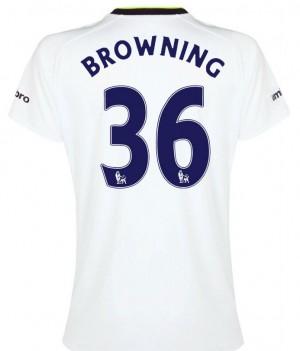 Camiseta del Lennon Tottenham Hotspur Segunda 2013/2014