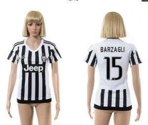 Camiseta nueva Juventus Mujer 15 2015/2016