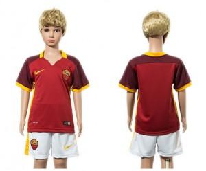 Camiseta de AS Roma 2015/2016 Ni?os