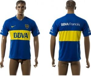 Camiseta nueva del Boca Juniors 2015/2016