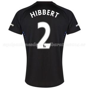Camiseta del Hibbert Everton 2a 2014-2015