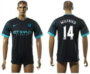 Camiseta nueva del Manchester City 14# aaa version Away