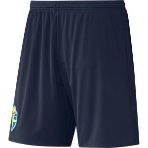Football Shorts de Suecia 2016-2017 Lejos