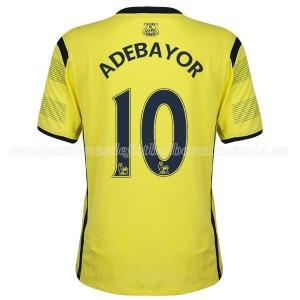 Camiseta de Tottenham Hotspur 14/15 Tercera Adebayor