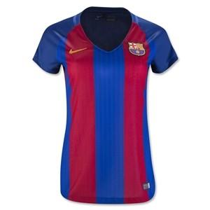 Camiseta de Barcelona 2016/2017 Primera Equipacion Mujer