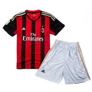 Nino Camiseta del AC Milan Primera Equipacion 2013/2014