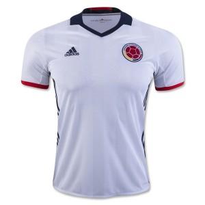Camiseta nueva del Colombia 2016 Home