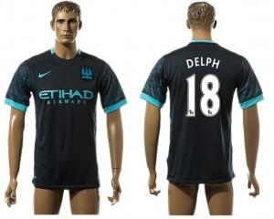 Camiseta nueva Manchester City 18# aaa version Away