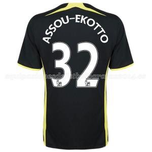 Camiseta Tottenham Hotspur Assou Ekotto Segunda 14/15