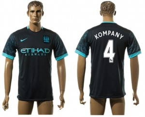 Camiseta del 4# Manchester City Away aaa version
