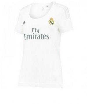 Camiseta nueva del Real Madrid 2015/2016 Equipacion Mujer Primera