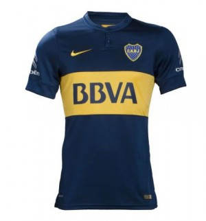 Camiseta nueva Titular Match 10 CARLITOS Estampada 2015