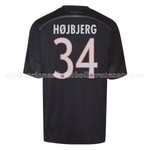 Camiseta de Bayern Munich 2014/2015 Tercera Hojbjerg Equipacion