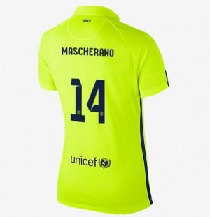 Camiseta nueva Barcelona Nino Equipacion Segunda 2013/2014