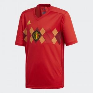 Camiseta BELGIUM Home 2018 Juventud